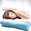 Therapeutic Design Contour Memory Foam Bed Pillow for Side Sleepers