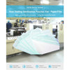 Heat-sealing sterilization pouches flat-paper/film