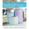 Heat-sealing sterilization reel flat