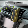 Small Type of Car Air Purifier & Freshener Ionizer/Quick & Easy to Use