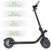 Electric Scooters, Foldable Scooter Aluminum Alloy, Accept OEM&ODM