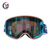 hot style high class anti fog vented pc lens winter outdoor sports eyeglasses snow ski goggles