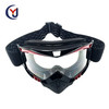 anti dust uv protective scratch resistance outdoor safety eyewear motorcycle mountain bike racing goggles