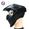 China professional manufacturer wholesale high quality paintball mask with goggles