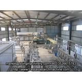 Tapioca processing plant