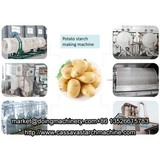 Industrial potato processing equipment