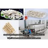 China stainless steel gluten machine