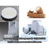 China industrial cassava starch processing machine for sale