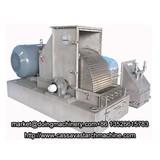 Automatic tapioca starch manufacturing process