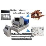Modern automatic cassava starch processing plant