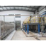 Industrial cassava starch processing machine