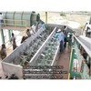 Cassava flour mill plant and processing machine