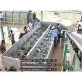 Automatic cassava starch processing machine for making cassava starch