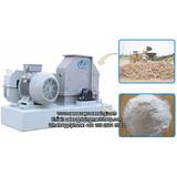 Cassava starch making process by cassava starch processing machine