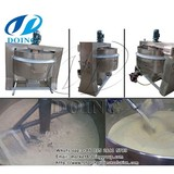 Fastly frying and low energy garri fryer machine used in garri production line