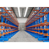 Warehouse and Industrial cantilever racking systems