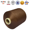 Fabric yarn,100% polyester dope dyed textured DTY filament yarn