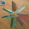 Competitive Price Clear Tinted Laminated Glass Sheets With Float Glass And PVB Film