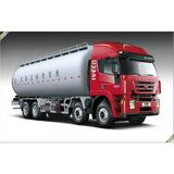 Saic-Iveco-Hongyan 8x4 Bulk Powder Tank Truck