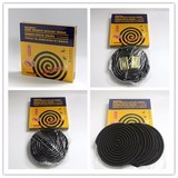 Africa market plant fiber anti mosquito paper coil industrial mosquito repellent killer for pest control