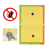 TOPONE household mice killer mouse glue trap super strong sticky mouse board