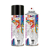 High quality decoration products durable long-lasting and corrosion resistant spray paint