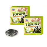 TOPONE Environment Friendly Killing Black Mosquito Coil Anti Mosquito Powerfully Effective