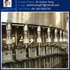 Complete mineral water bottling production line