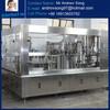 Equipment line for production of bottled soda beverage