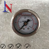 Small Dial Bourdon Tube Dry Pressure Gauge