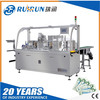 Cheapest Durable Four Side Sealing Wet Tissue Machine