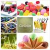 Food gelatin from 80-300 bloom