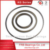 KG060AR0 slim section bearings,GCr15SiMn open thin section ball bearings,angular contact bearings for Industrial Robots
