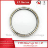 KF080AR0 slim ball bearings,GCr15 thin wall ball bearings for scanning equipment,unsealed thin section ball bearing
