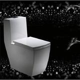 Manufacturer new deisng big size ceramic bathroom sanitary ware white one piece toilet