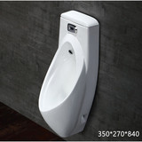 Big size bathroom new cheap washdown ceramic wall hung urinal for wall hanging good sale public hotel male use