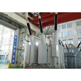 230KV HV/high voltage three phase oil immersed railway traction power transformer