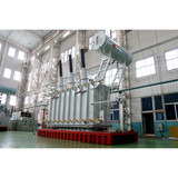 132KV HV/high voltage three phase oil immersed power transformer with KEMA test report