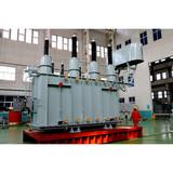 66KV/110KV HV/MV high/medium voltage three phase oil immersed rectifier transformer