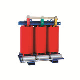 35KV dry type cast resin indoor power/distribution transformer with IP21 shell