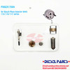Common Rail Piezo Injector Control Valve Kit F00GX17004 Piezo Fuel Diesel Injection Rebuild Kit