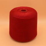 High Tenacity Factory Direct Supply dyed 100 Polyester Yarn Ring Spun