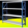 long span shelving banner warehouse storage gorilla rack
