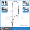 Stainless Steel commercial high quality pre rinse faucet