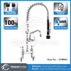 "4""and 8""Deck Mounted Café Faucet with 6""and 12""Pot Filler"