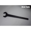 open end wrench black plate carbon steel 45#
