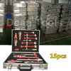 non sparking hand tools kit 15pcs set with box