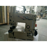 Automatic Industrial kraft woven bag closing sewing stitch closure machine