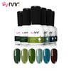 Hot sale green series cover smoothly uv gel nail polish