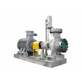 API610 OH1 foot mounting Cantilever single stage chemical/oil pump